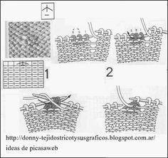 http://donny-tejidostricotysusgraficos.blogspot.com.es/search/label/APRENDIENDO%20LOS%20SIMBOLOS%20DE%20TEJIDO%20A%20DOS%20AGUJAS