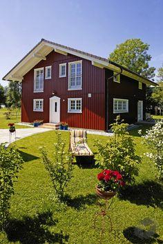 Englisches landhaus fertighaus  Rottenburg von Keitel-Haus | Wohnfläche 161,52 m² Zimmeranzahl 7 ...
