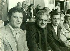 Egyptian Actors Adel Hekal, Omar Al Sherif,  & Saleh Selim