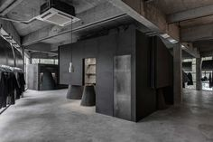 Heike Store in Hangzhou, China by An Design Studio | http://www.yellowtrace.com.au/heike-store-china-an-design-studio/