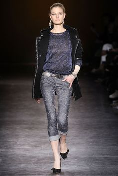 Isabel Marant Fall 2010 Ready-to-Wear - Collection - Gallery - Look 1 - Style.com