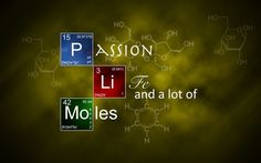 HD Chemistry Wallpapers