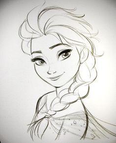Disney drawings, art drawings, disney sketches, drawings of cartoons, d Disney Princess Drawings, Disney Sketches, Disney Drawings, Cartoon Drawings, Drawing Disney, Pencil Art Drawings, Art Drawings Sketches, Illustration Sketches, Arte Disney
