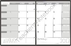 An Easy To Edit 2014 Calendar Template For Excel