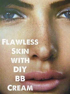 DIY BB CREAM