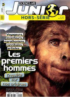 Science & Vie Junior, Hors Série, avril 2014