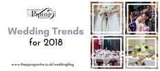 Wedding Trends for 2018 - The National Piping Centre