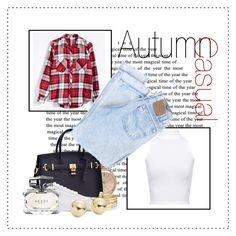 """""""autumn baddie #5"""" by kiwijulin on Polyvore featuring WearAll, Aéropostale, Stella & Dot, Vans, Lord & Taylor and Gucci"""