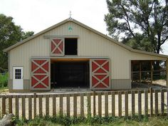 Cleary Horse Barns/ Arenas