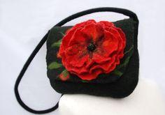Войлочные сумки ручной работы от Anna Wegg