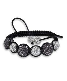 <p+style='margin-bottom:0px;'>Maximize+style+with+minimum+effort.+This+bracelet+boasts+a+soft+and+sleek+silk+cord+construction,+adding+luxe+to+any+lady's+look.<p+style='margin-bottom:0px;'><li+style='margin-bottom:0px;'>10.6+mm+wide<li+style='margin-bottom:0px;'>Silk<li+style='margin-bottom:0px;'>Imported<br+/>