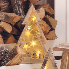 Stimmungsvoller Sternenzauber für Weihnachten