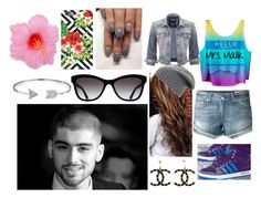 """""""Lovin' Zayn"""" by marinesister-181 ❤ liked on Polyvore featuring maurices, rag & bone/JEAN, Bling Jewelry, Chanel and BCBGMAXAZRIA"""