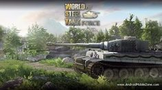 World Of Steel : Tank Force APK v1.0.7 (Mod Money) - Android Game