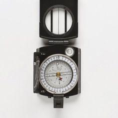 Lensatic Cruiser Compass : Best Made