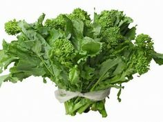 The Health Benefits of Rapini Vegetable