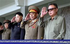 Kim Jong-il was hailed as a demigod in North Korea while South Korea portrayed him as a vain playboy with a penchant for bouffant hair, jumpsuits and platform shoes designed to make him look taller.