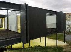 Casa OS House, Nolaster Architects, madrid architecture, spanish green building, cantabria, spanish prefab, euro prefab, green architecture madrid, green building madrid, sustainable home spain