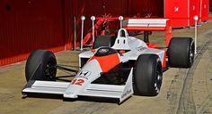 McLaren MP4-6 V12 / Ayrton Senna