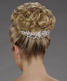 Wedding Hair Styles Brides and Bridesmaids