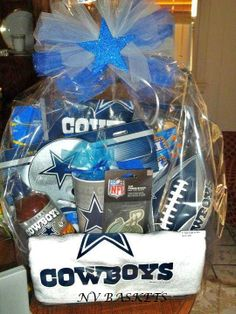 Cowboy Basket