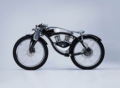 styled after the iconic indian motorbikes, the 'munro 2.0' is one of the most elegant-looking eBikes in the small electric motorcycle world.beijing-b