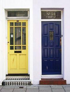 puertas inglesas