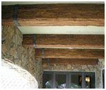 Faux Ceiling Beams | Fake Wooden Beams | Arizona Faux Beams = drooling and INLOVE with this site!! <3