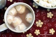 Hot chocolate (dairy free)
