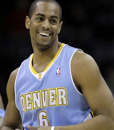 Arron Afflalo, now of the Orlando Magic