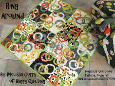 Moda Bake Shop: Ring Around Baby Quilt