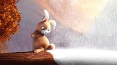 beautiful gifs Centerblog.net  | Snow Bunny Pictures, Photos, and Images for Facebook, Tumblr ...