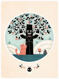 Monsieur Arbre - www.mariannevincent.com