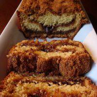 Cinnamon Coffee Cake Bread by Katie