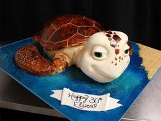 Turtle Cake | Flickr - Photo Sharing!
