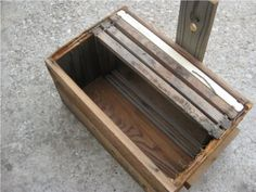 how to build a box trap