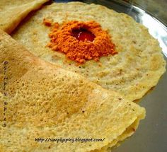 Adai, prepared with a batter made with rice and different lentils / dals into a savoury pancake. This is nutritious and protein rich. More l...