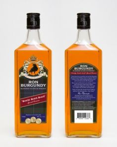 Ron Burgundy Scotch is the latest branded product to coincide with the release of Anchorman 2.