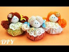 Как сделать КУКЛУ Зерновушку / How to make Textil Doll / ✿ NataliDoma - YouTube
