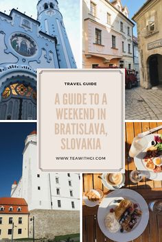 Bratislava couldn't be more different to what Eurotrip and Hostel had us thinking. Here's my guide to spending a weekend in beautiful Bratislava, Slovakia. Countries To Visit, Central Europe, Travel Guides, Travel Tips, Week End, Travel Goals, Albania, European Travel, Montenegro