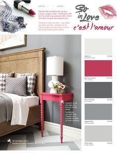 Take that little something that you love, a colour, a shape or idea, and bring it to life with inspiration from Simon Chang and Paint! Reno, Colour Schemes, Colour Palettes, Home Collections, Decoration, House Colors, Interior Design Living Room, Home Projects, Bedroom Decor