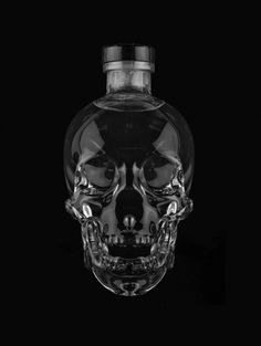 SEXYY skull - Crystal Head Vodka