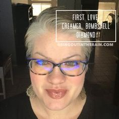 To layer with LipSense lipcolors by SeneGence means to create your own custom lipsense combinations. YOU get to pick the colors and shades to layer for the perfect diy color. So MIX IT UP!! Unlimited number of mixes can be created! For THIS lipcolor layer: First Love, Creamer & Bombshell Diamond LipSense #lipsense #mixitup #lipsensemixology #senegence