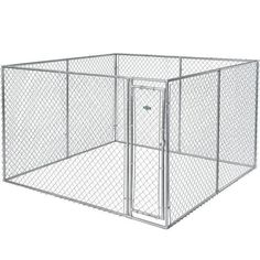 PetSafe 2-in-1 Dog Kennel size: 10'L x 10'W x 6'H, Stephens Pipe & Steel