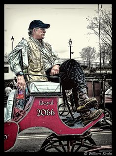 Carriage Driver, New Orleans | Flickr