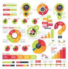 Combining infographics