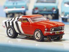 Race Car Sets, Slot Car Racing, Race Cars, Afx Slot Cars, Vintage Toys, Mustang, Track, Shops, Facebook