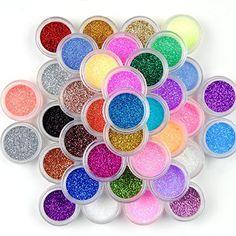 Surepromise 45 Colors Eyeshadow Makeup Nail Art Pigment G... https://www.amazon.com/dp/B00GQQFACA/ref=cm_sw_r_pi_dp_U_x_v6-PAbZ9DX5KS