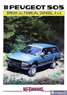 Peugeot 505 04