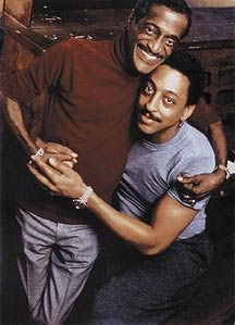 GREAT LATE LEGENDARY DANCERS/ACTORS/SINGERS Sammy Davis Jr. and Gregory Hines.